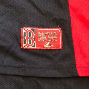 Majestic Other - Youth Boston Red Sox Jersey